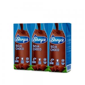 bebida vegetal de chocolate da marca shoyce