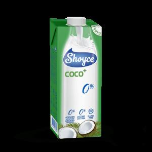bebida vegetal de coco da marca shoyce